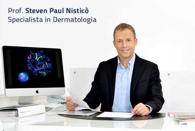 Steven Nisticò - Profilo